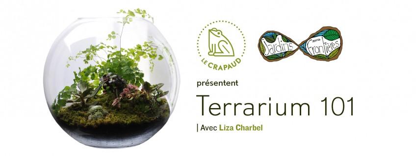 Atelier Comment faire un terrarium !